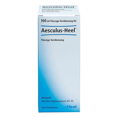 AESCULUS HEEL Tropfen 100 Milliliter N2