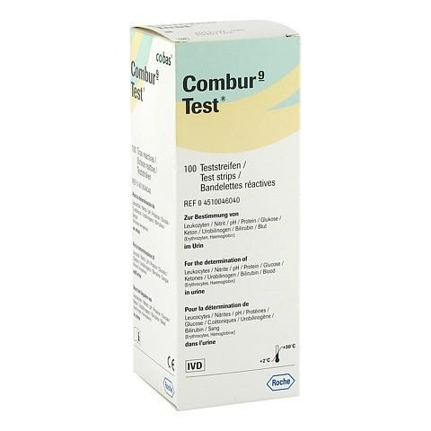 COMBUR 9 Test Teststreifen 100 Stück