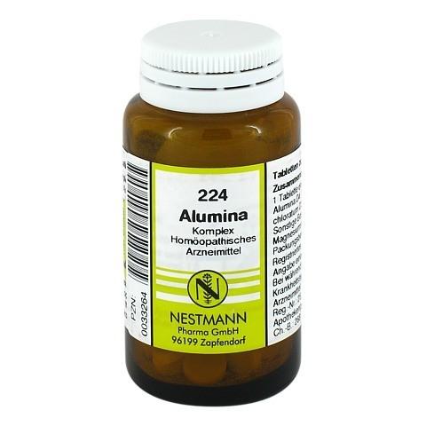 ALUMINA KOMPLEX Nestmann Nr.224 Tabletten 120 Stück N1
