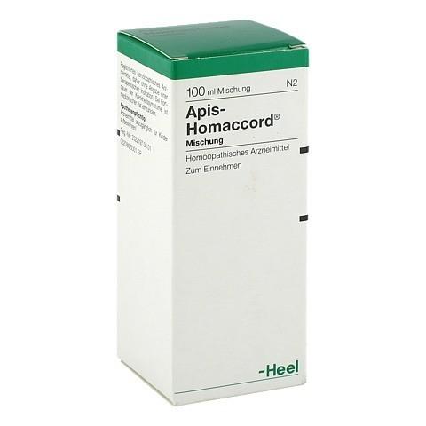 APIS HOMACCORD Liquid 100 Milliliter N2