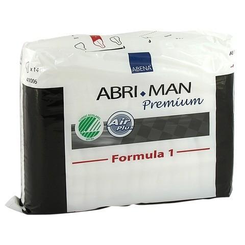 ABRI Man Formula 1 Air plus 14 Stück