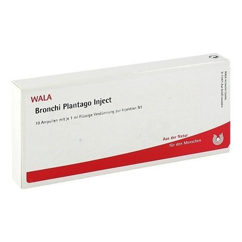 BRONCHI PLANTAGO Inject Ampullen 10x1 Milliliter N1