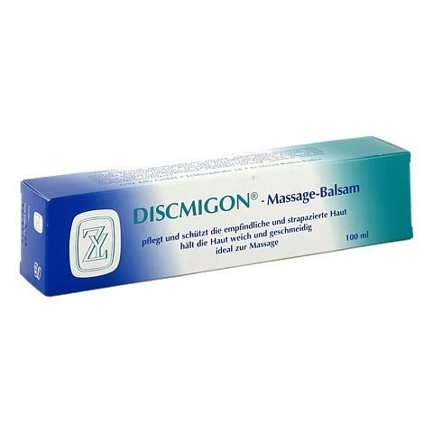 DISCMIGON Massage Balsam 100 Gramm