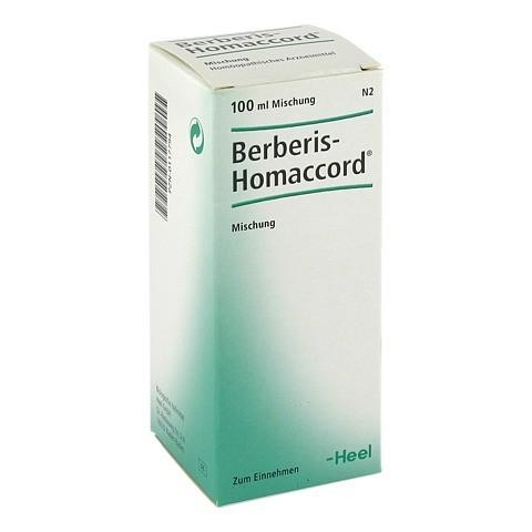 BERBERIS HOMACCORD Liquidum 100 Milliliter N2