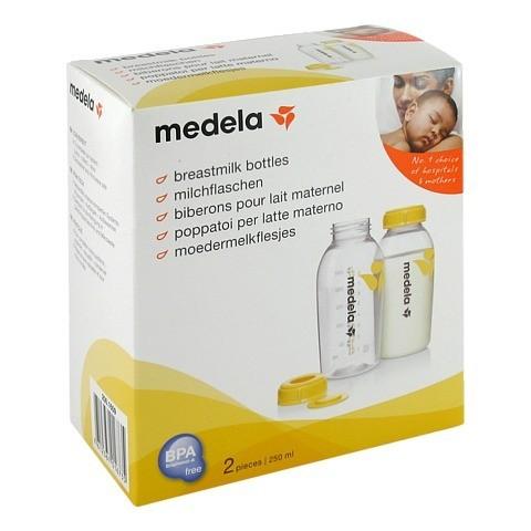 MEDELA Milchflaschenset 250 ml 2 Stück