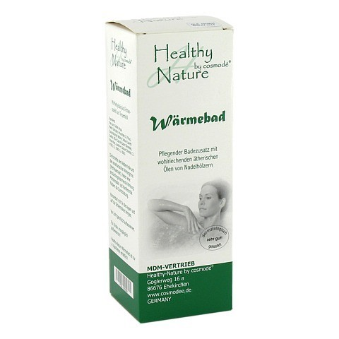 HEALTHY NATURE Wärmebad 250 Milliliter