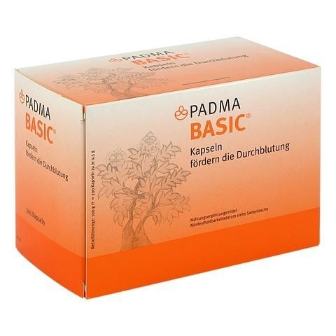 PADMA Basic Kapseln 200 Stück