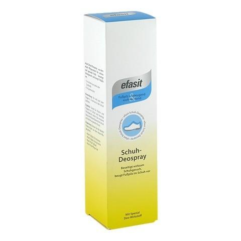 EFASIT Schuh Deospray 150 Milliliter