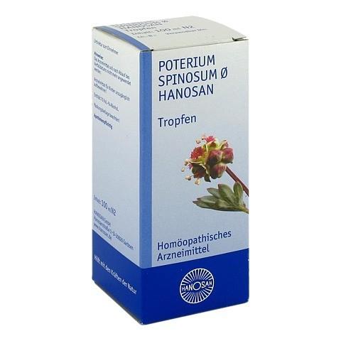 POTERIUM spinosum Urtinktur D 1 100 Milliliter N2