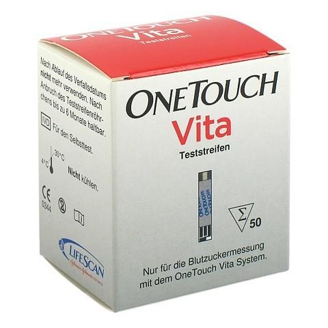 ONE TOUCH Vita Teststreifen 50 Stück