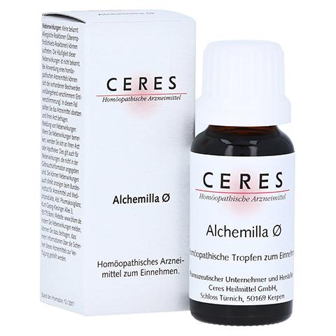 CERES Alchemilla Urtinktur 20 Milliliter N1