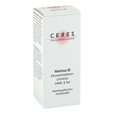 CERES Melissa officinalis Urtinktur 20 Milliliter N1