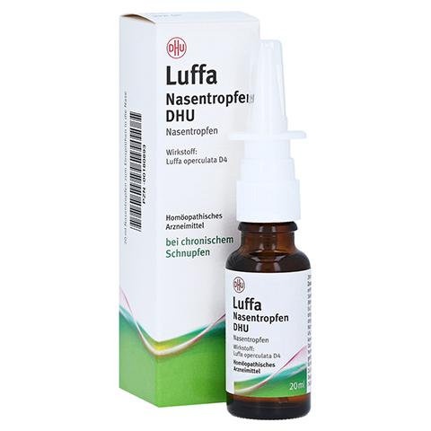 LUFFA NASENSPRAY DHU Dosierspray 20 Milliliter N1