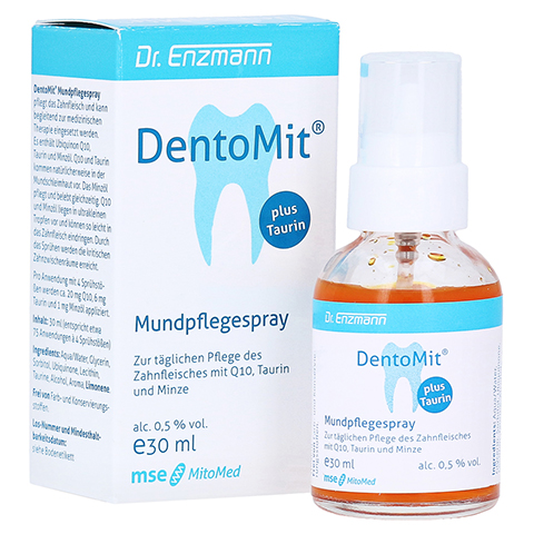 dentomit Q10 direkt Spray 30 Milliliter