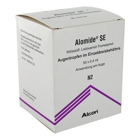 Alomide SE 1mg/ml Augentropfen 50x0.4 Milliliter N3