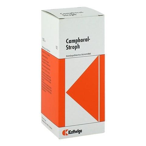 CAMPHORAL Stroph Tropfen 100 Milliliter N2