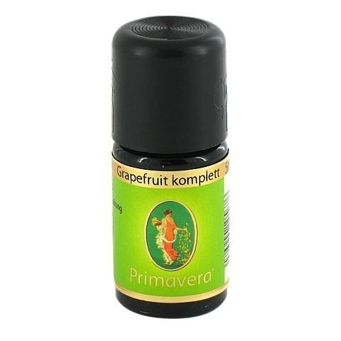 GRAPEFRUIT KOMPLETT ätherisches Öl 5 Milliliter