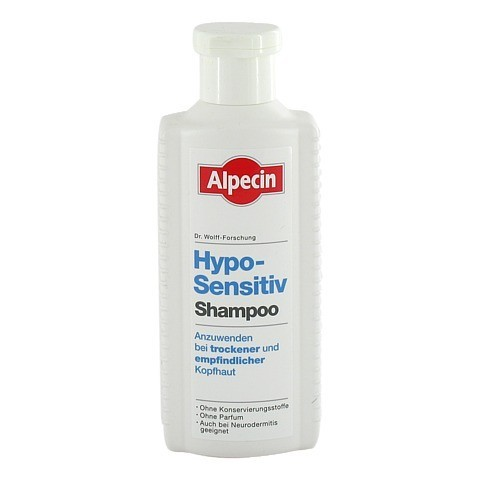 ALPECIN Hypo-Sensitiv Shampoo 250 Milliliter