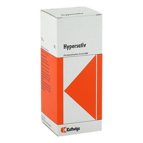HYPERSATIV Tropfen 100 Milliliter N2