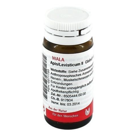 APIS/LEVISTICUM II Globuli 20 Gramm N1