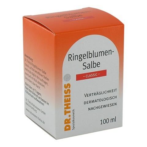 DR.THEISS Ringelblumen Salbe Classic 100 Milliliter