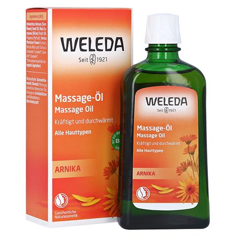 WELEDA Arnika Massageöl 200 Milliliter