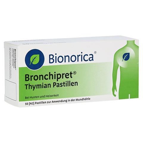 Bronchipret Thymian 50 Stück N2