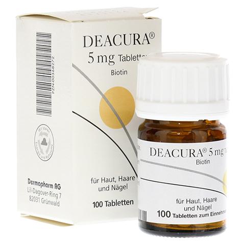DEACURA 5 mg Tabletten 100 Stück N3