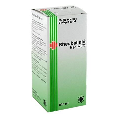 RHEUBALMIN Bad med. 200 Milliliter