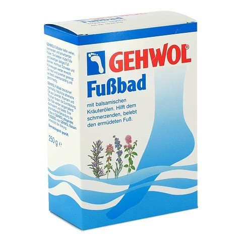 GEHWOL Fußbad 250 Gramm