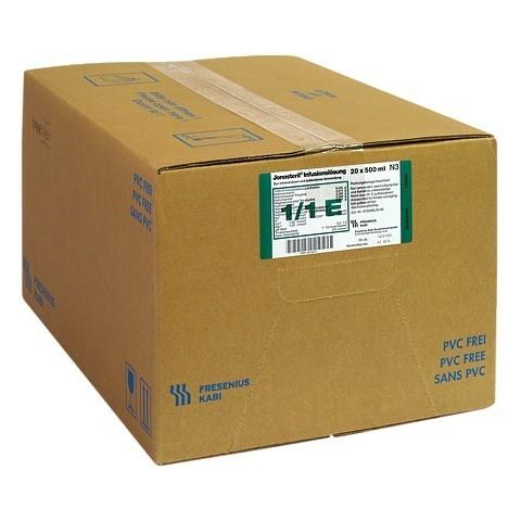 JONOSTERIL Free Flex Infusionslösung 20x500 Milliliter N3