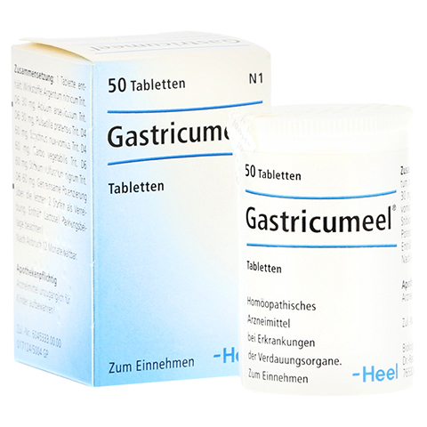 GASTRICUMEEL Tabletten 50 Stück N1