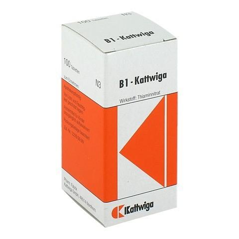 B1 KATTWIGA Tabletten 100 Stück N3