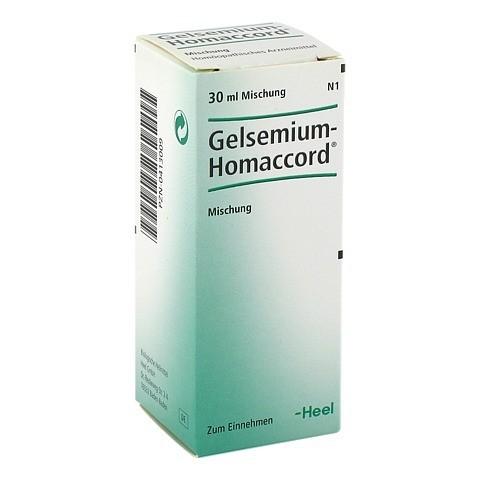 GELSEMIUM HOMACCORD Tropfen 30 Milliliter N1