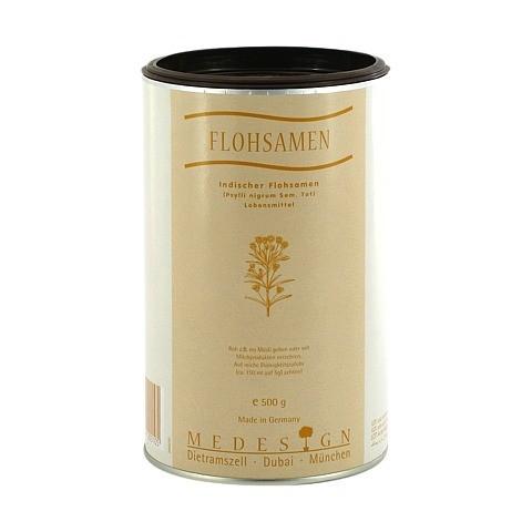 FLOHSAMEN INDISCH 99% 500 Gramm
