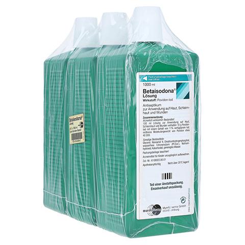BETAISODONA Lösung 3x1000 Milliliter