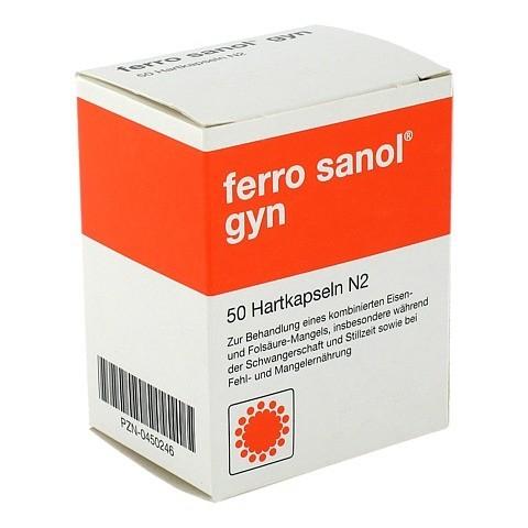 Ferro sanol gyn 50 Stück N2