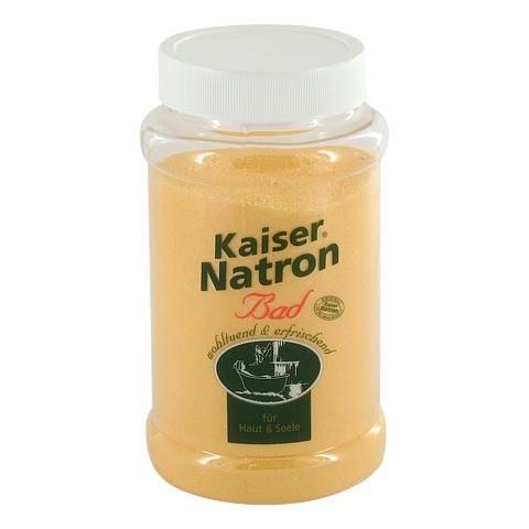 KAISER NATRON Bad 500 Gramm