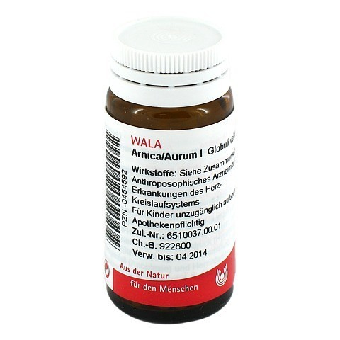 ARNICA/AURUM I Globuli 20 Gramm N1