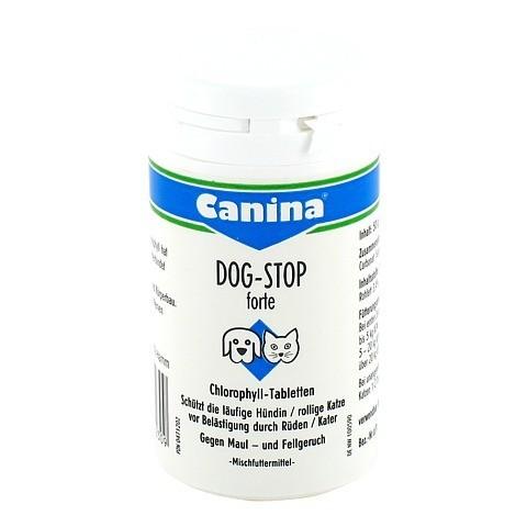 DOG STOP Dragees forte vet. 60 Stück