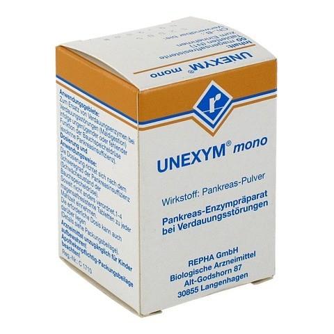 UNEXYM mono magensaftresistente Tabletten 50 Stück N1