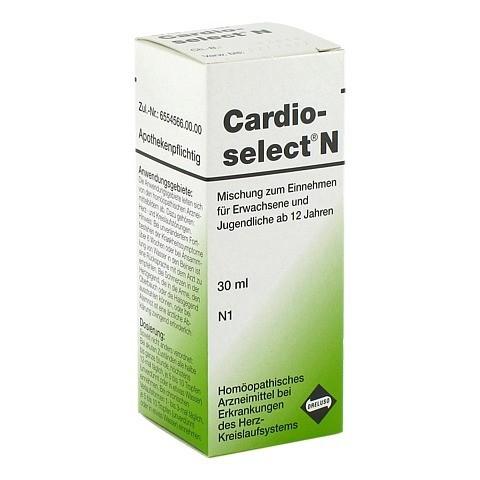 CARDIOSELECT N Tropfen 30 Milliliter N1