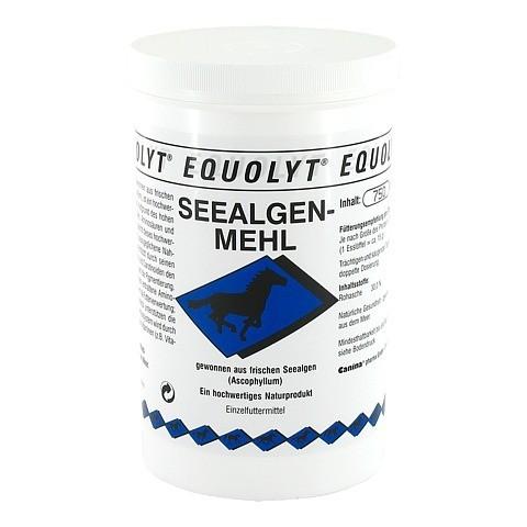 EQUOLYT Seealgenmehl Pulver vet. 750 Gramm