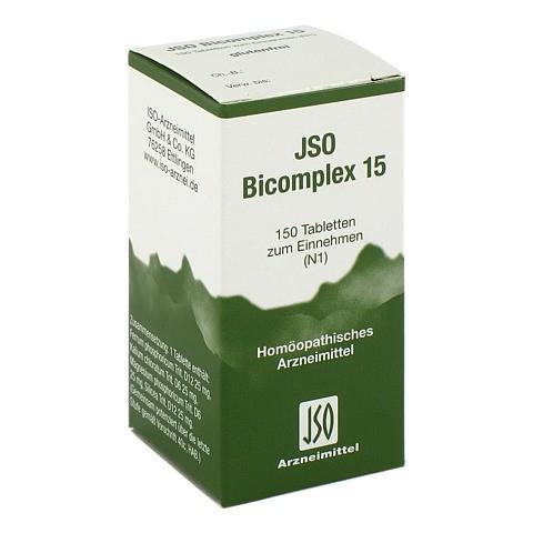 JSO-Bicomplex Heilmittel Nr.15 150 Stück N1