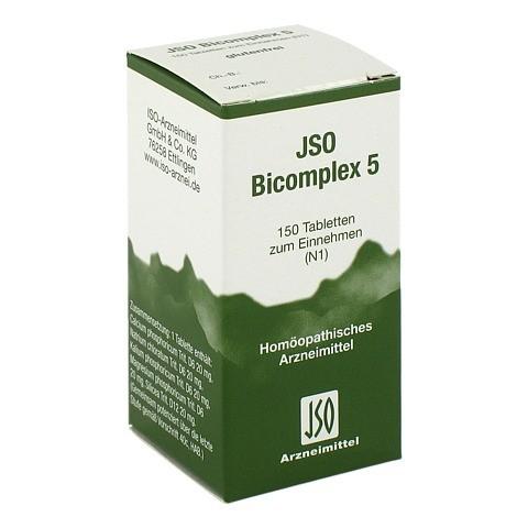 JSO-Bicomplex Heilmittel Nr.5 150 Stück N1