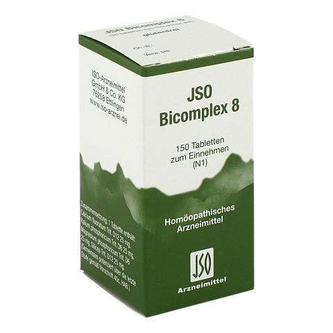 JSO-Bicomplex Heilmittel Nr.8 150 Stück N1