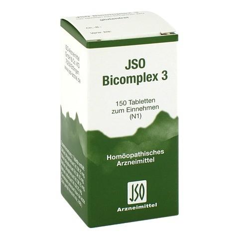 JSO-Bicomplex Heilmittel Nr.3 150 Stück N1