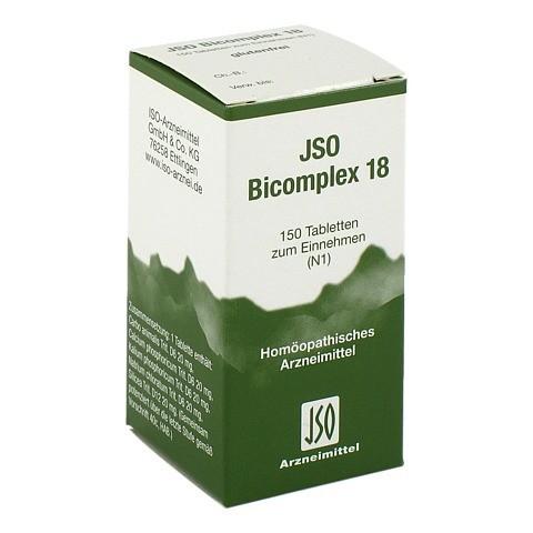 JSO BICOMPLEX Heilmittel Nr. 18 150 Stück N1