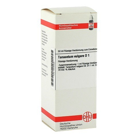 TANACETUM VULGARE D 1 Dilution 50 Milliliter N1