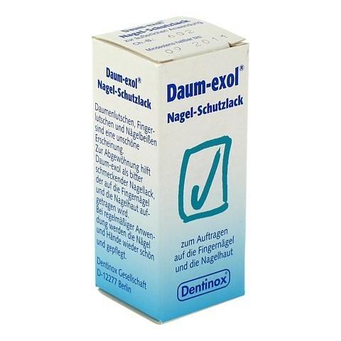 Daum-exol Nagel Schutzlack 10 Milliliter
